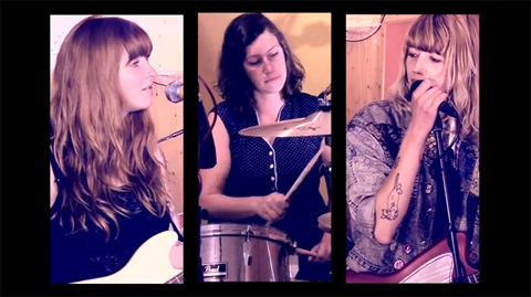 Vivian Girls: Take It As It Comes