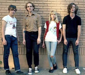The Babies (Cassie Ramone side project with Kevin Morby, Nathanael Stark and Justin Sullivan)