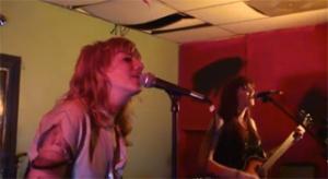 vivian-girls-death-by-audio-25-august-2009