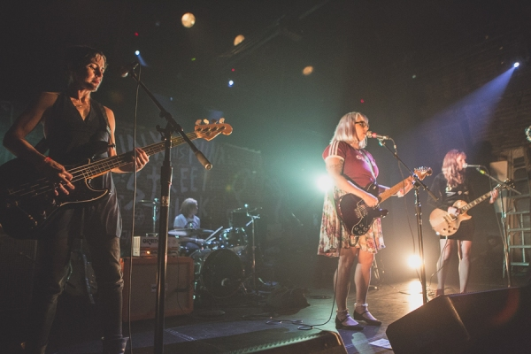 HUNX & HIS PUNX, CHERRY GLAZER, CRIMINAL HYGIENE, UPSET @ THE ECHOPLEX-OCT 24, 2013-16-2